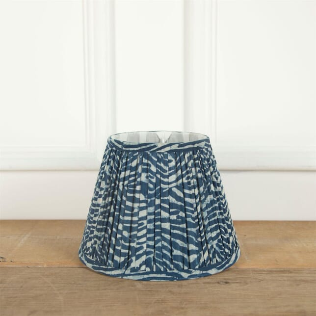 25cm Blue Lampshade LS6661382