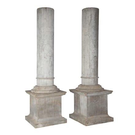 Pair of Large Columns DA1212702