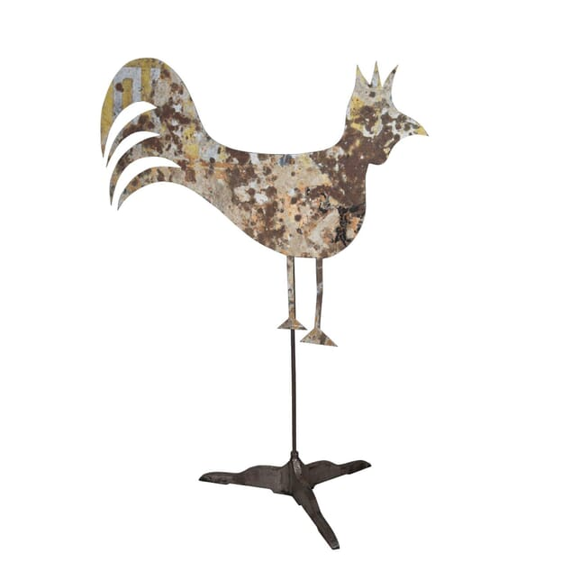Sculpture of a Cockerel DA0253843