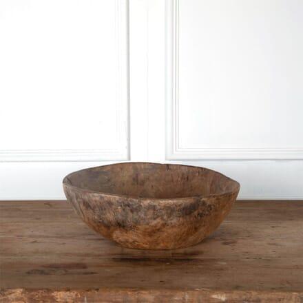 Wooden Bowl DA7361139