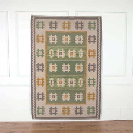 Swedish Flatweave Rug RT2761143