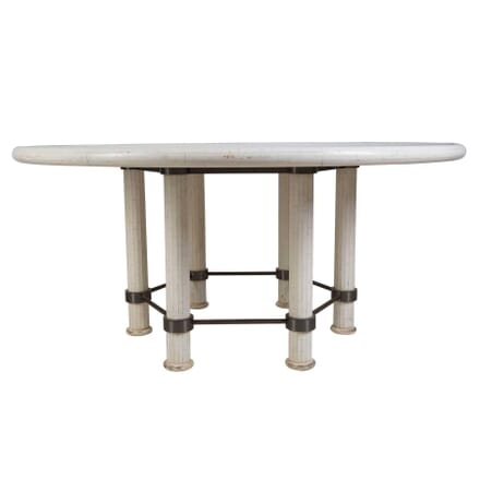 1960s French Mirror Top Centre Table TD0157147