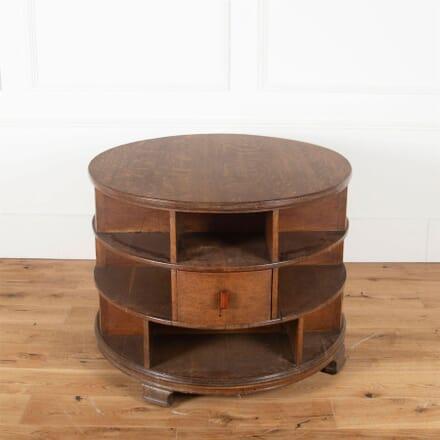 Early 20th Century Revolving Bookcase BK2361287