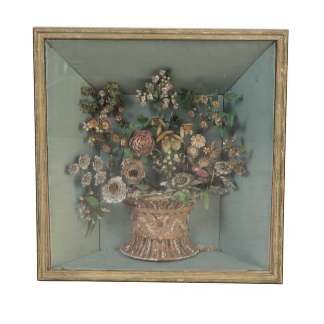Framed Flower Display WD5557739