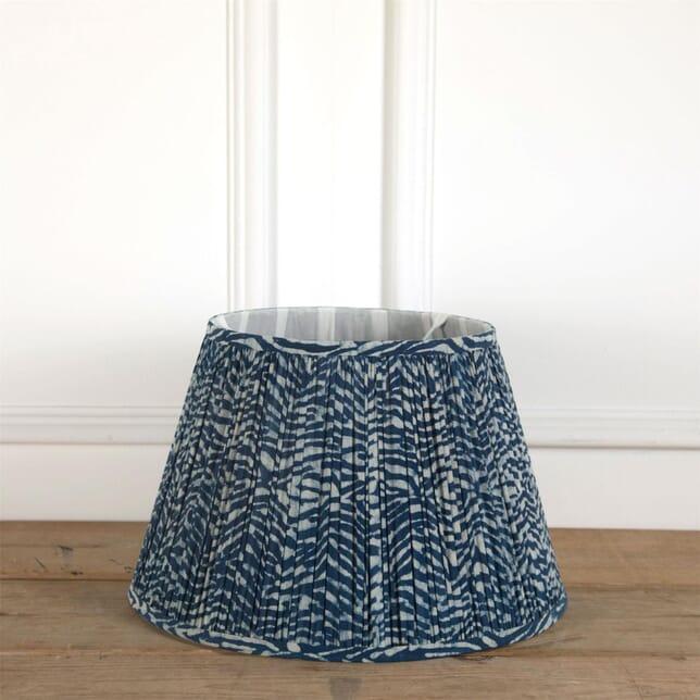 45cm Blue Lampshade LS6661366