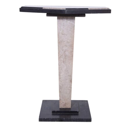 French Art Deco Marble Occasional Table TC5759885
