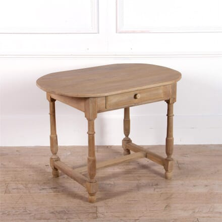 French Oak Lamp Table TC0462193