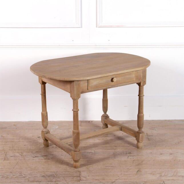 French Oak Lamp Table TC0462193