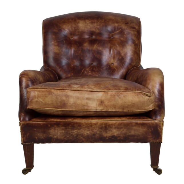 Howard and Sons Leather Grafton Armchair CH2310483