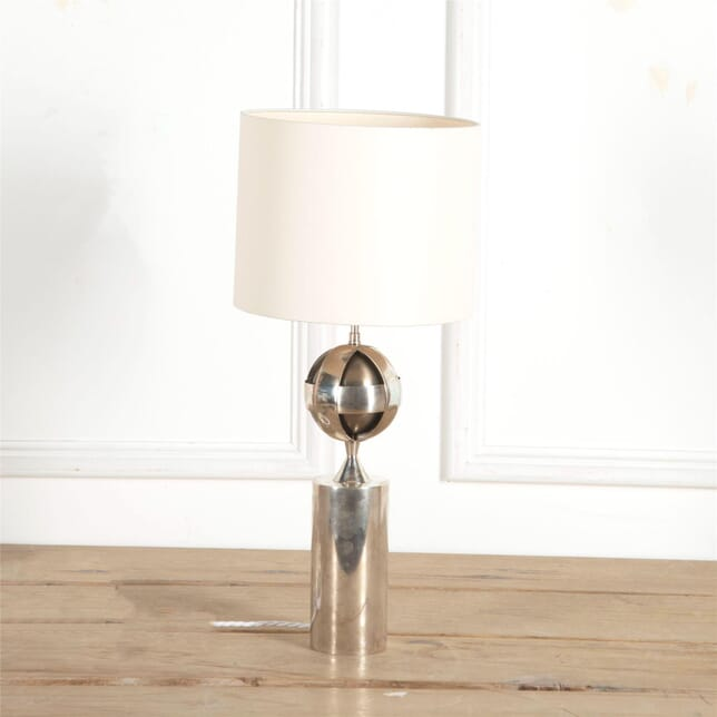 Atomic Table Light By Maison Barbier French Mid 20th Century LT577228