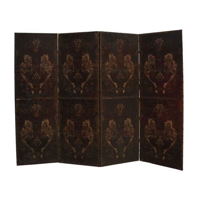 18th Century Spanish Screen OF1356240