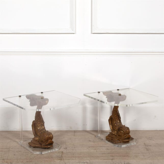 Dolphin Side Tables TC1561903