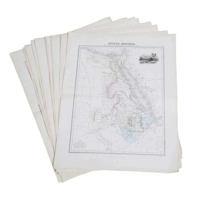 Collection of Maps DA4410814
