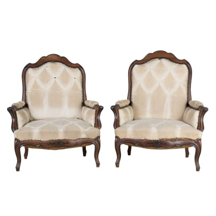 19th Century French Armchairs CH4713284