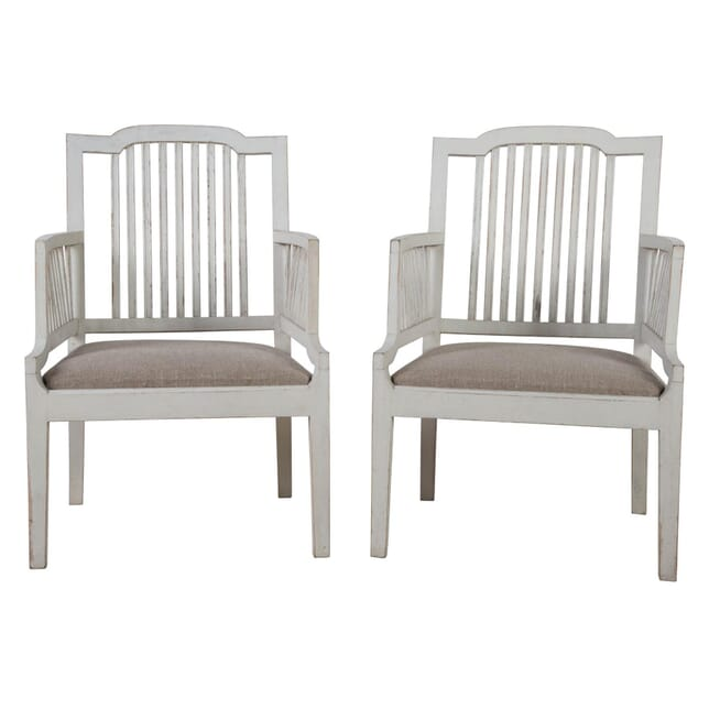 Pair of Swedish Chairs CH4453788