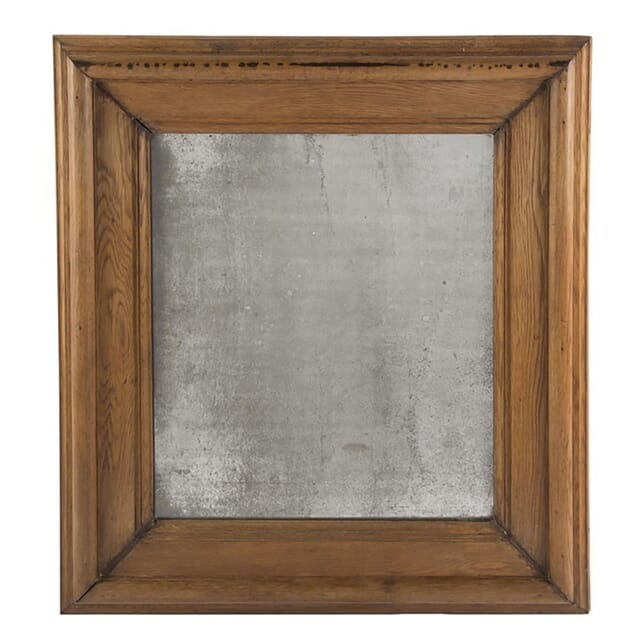 Large Oak Mirror MI9953920