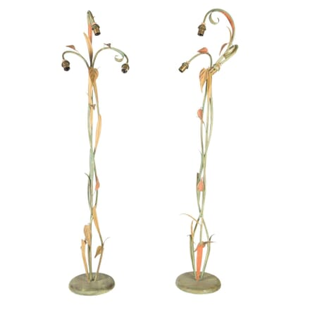 Pair of 1970s Floor lamps LF4856648
