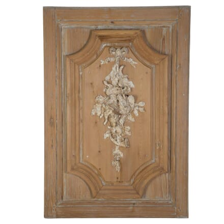 19TH Century French Wooden Boiserie Panel DA116489