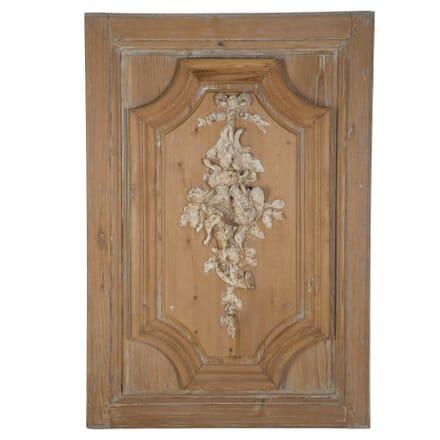 19TH Century French Wooden Boiserie Panel DA116489