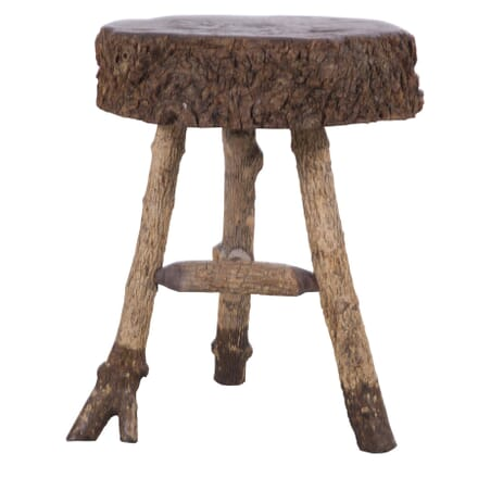 Root Wood Stool ST3660257