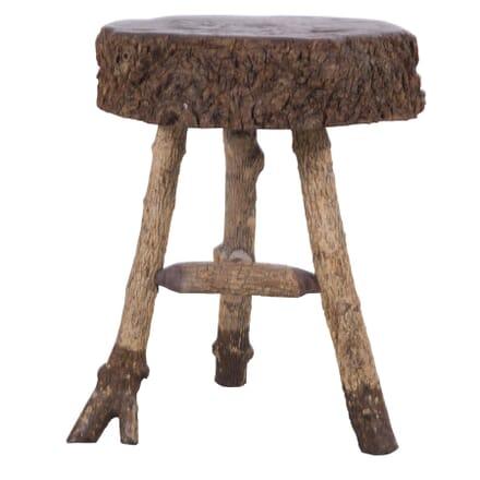 Root Wood Stool ST3660257