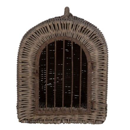 19th Century Dog Basket DA235883