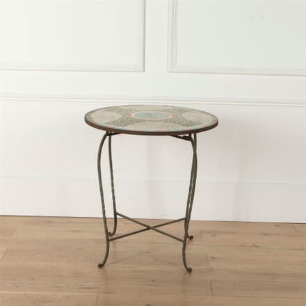 Spanish Mosaic Table GA7362417