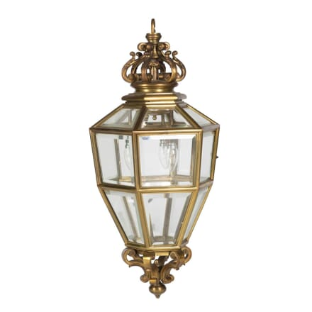 Large Bronze Lantern LL1711872