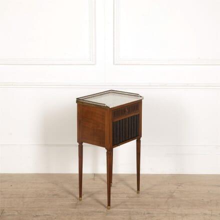 Louis XVI Revival Side Table BD157699