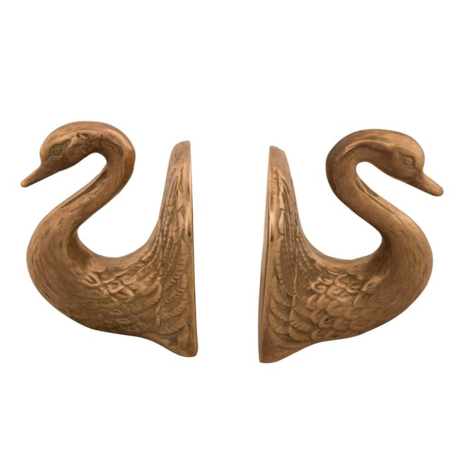 Pair of Swan Neck Bookends DA1559576