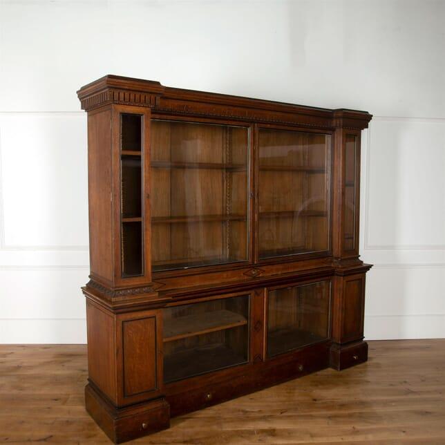 Regency Oak Cabinet BK2762678