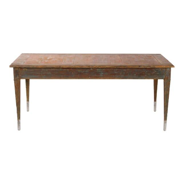 Elegant Provincial Swedish Table TD111674