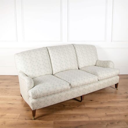 Mid 20th Century Howard & Sons Bridgewater Sofa SB1061438