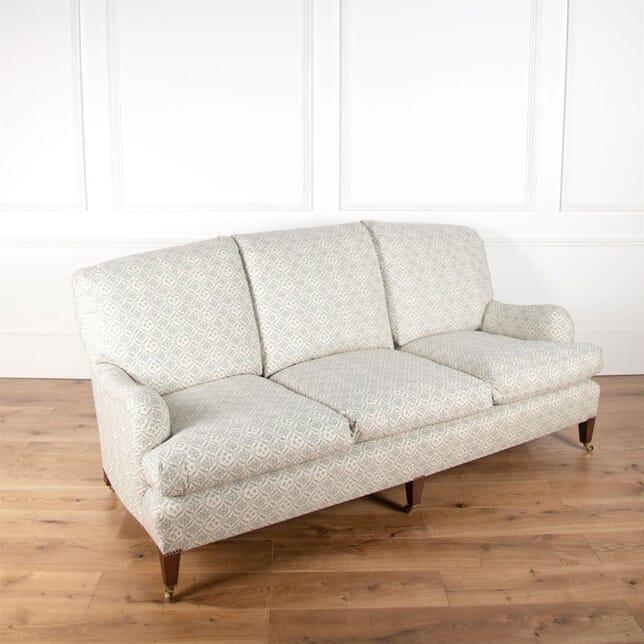 Mid 20th Century Howard & Sons Bridgewater Sofa SB1061438