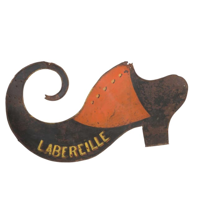 Shoe Maker's Trade Sign WD0112390
