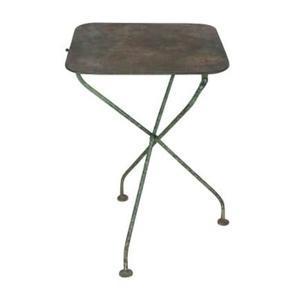 French Folding Iron Table GA1557121