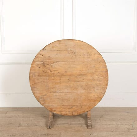 19th Century Wine Table TD157691