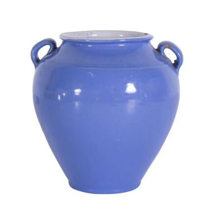 Small Blue Confit Pot DA7160119
