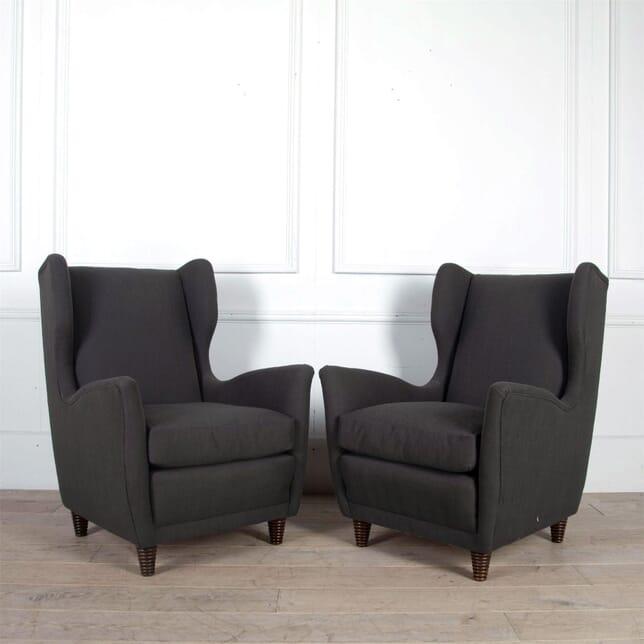 1960s Italian Armchairs CH0161210
