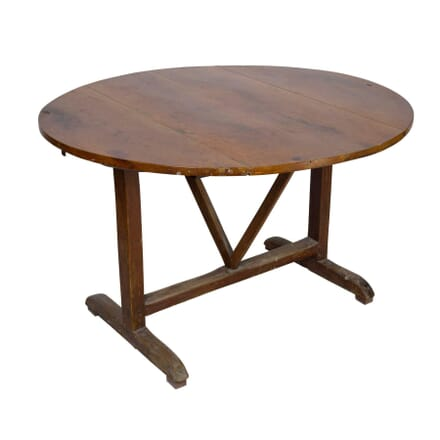 20th Century French Vendage Table TC5558010
