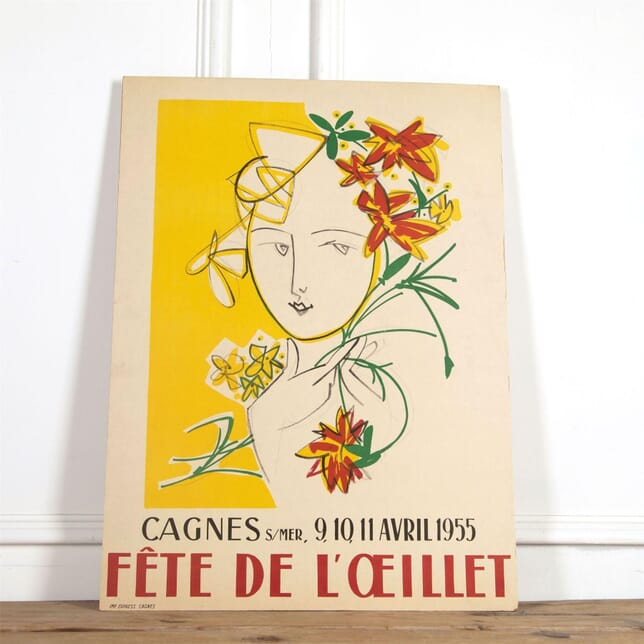 1950s French Advertising Poster WD9061312