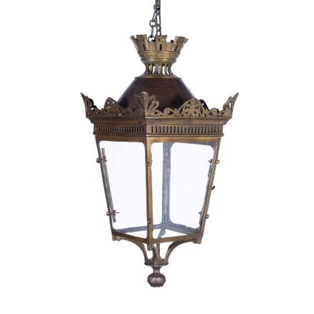Crown Top Paris Lantern LL6058323