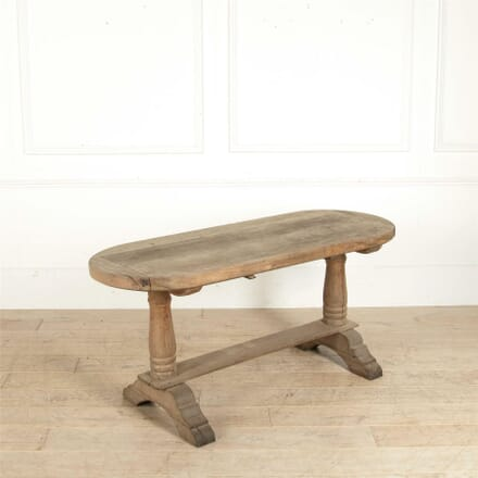 French Trestle Table TD047655