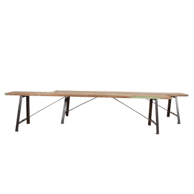 Industrial French Benches SB4560949