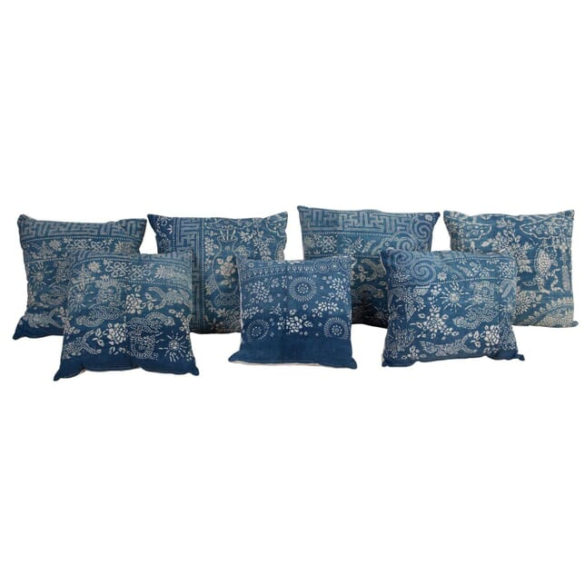 Chinese Batik Cushions RT0112303