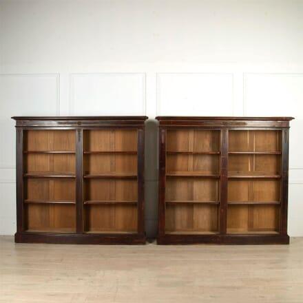 Pair of Bookcases BK5260869