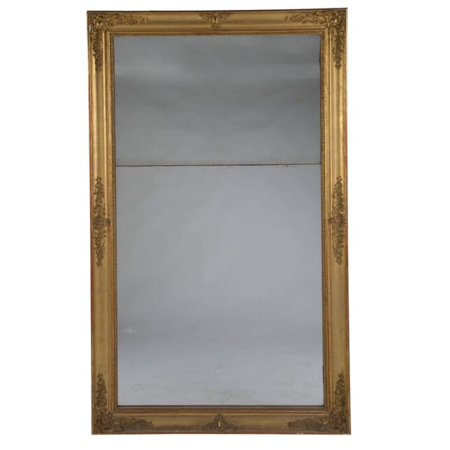 A Large French Regency Revival Mirror MI178117