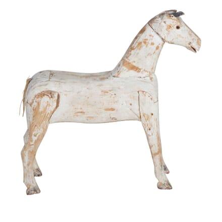 Small 19th Century Wooden Horse DA0212309