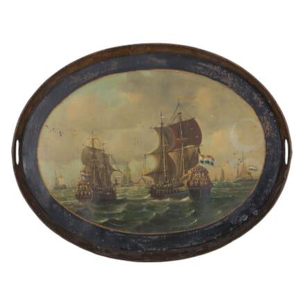 19th Century Tole Tray DA026233