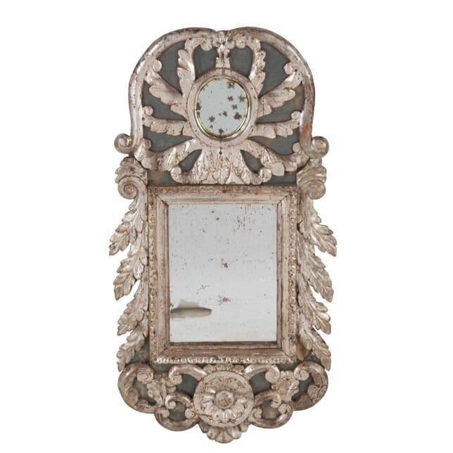 Italian Silver Gilt Mirror MI7461608